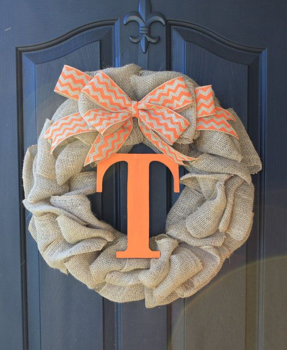 Fall Wreaths Burlap Wreath Etsy Wreath Fall by OurSentiments
