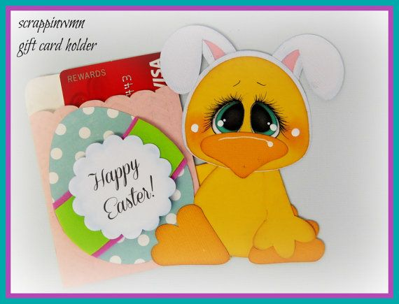 Easter chick scrapbook premade handmade gift card by scrappinwmn easter chick scrapbook premade handmade gift card by scrappinwmn etsy promote team group board pinterest scrapbook gifts and easter chick negle Images