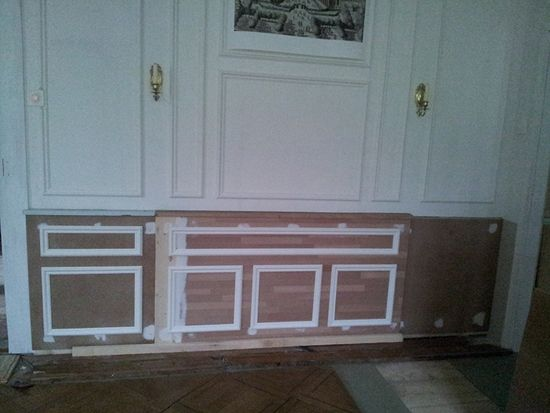 10 best Moulures images on Pinterest Moldings, Home ideas and Woodwork