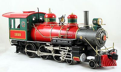 Bachmann Big Hauler G Gauge North Pole & Southern 4-6-0