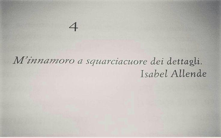 ❤ mi innamoro a squarciaquore dei dettagli... •Alda Merini•
