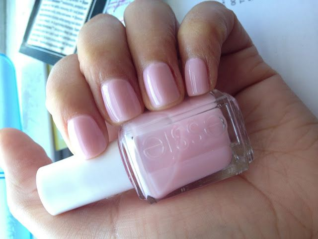 Essie Hi Maintenance My All Time Favorite Sheer Pink Top Coat With My Opi Pinking Of You