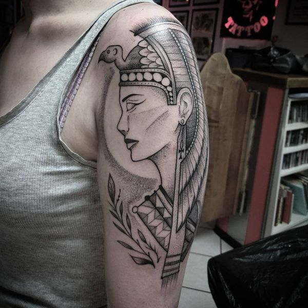 54 Egyptian Tattoos Ideas With Meanings March 2020 Tatouage