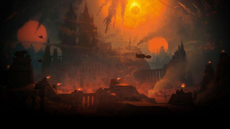 Image result for warhammer 40k eye of terror