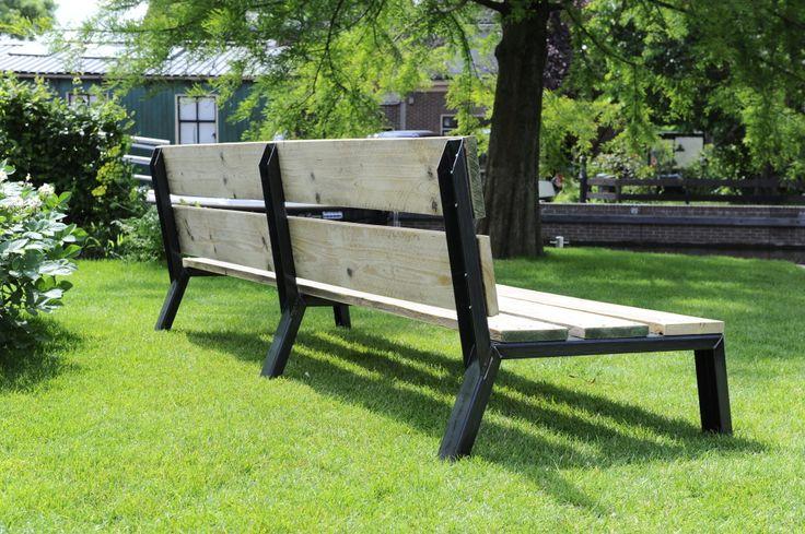LAZE FRAME - Robust steel frames to built your own lounge sofa