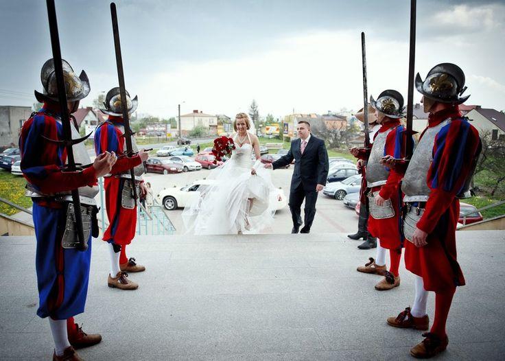 Pokaz Rycerski na wesele – THUNDER