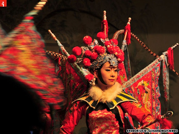 Peking Opera, China!