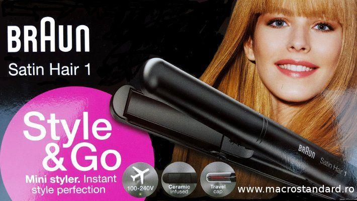 BRAUN Style&Go Satin-Hair 1