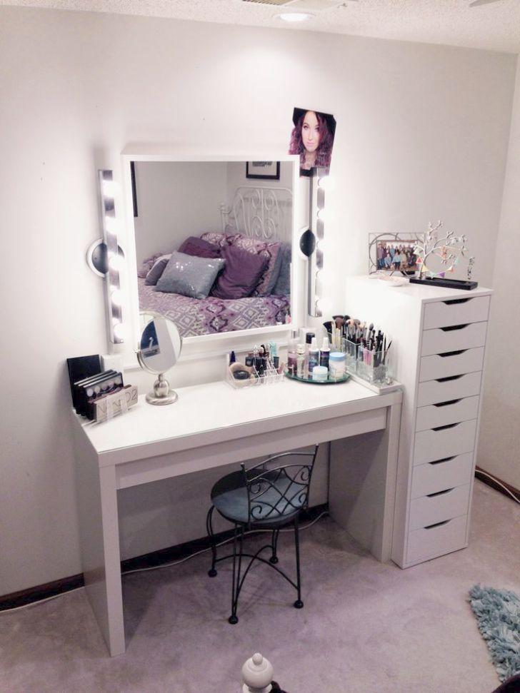 Makeup Organizer Ideas Pinterest. Makeup Brushes Goat Hair