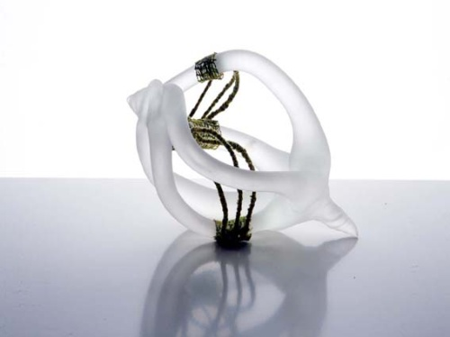 Glass designer, Ciara Cuddihy
