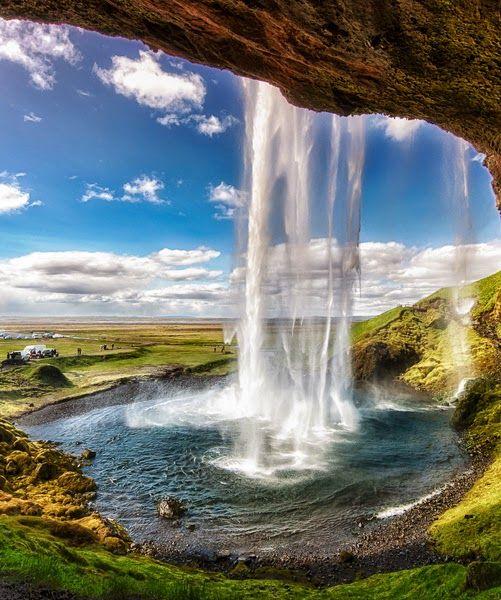Seljalandsfoss, Iceland - 2