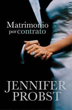P R O M E S A S   D E   A M O R: Reseña - Matrimonio por contrato, Jennifer Probst