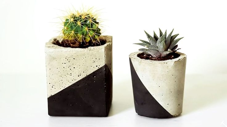 If you are planning to make your outdoor space a renovation or a new look, but you can't find the right planter with the price you like   DIY cement planter