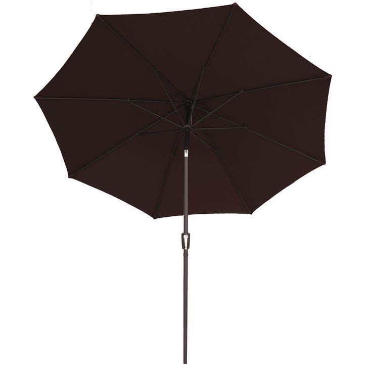 9-foot Traditional Market Sunbrella Umbrella #9 Sun Umb