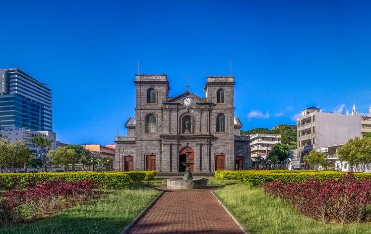 St. Louis Cathedrale by Shadil Eshanally on 500px