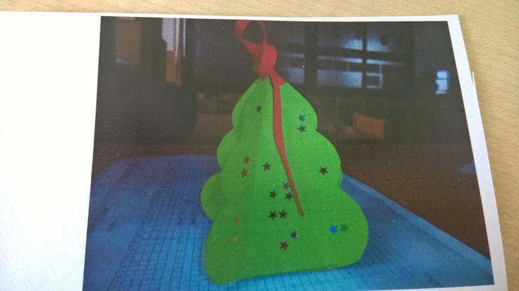 Stromeček - krabička