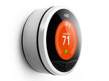 A much-improved take on the thermostat has us pondering reinventions of other necessities around the house--The Nest