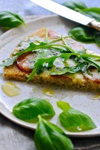 Glutenfri pizza med quinoa