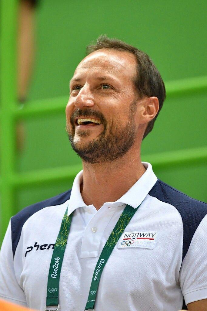 Prince Haakon Rio 2016