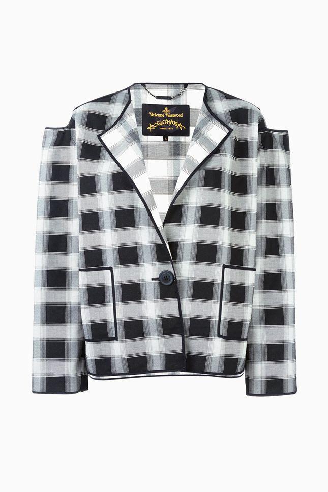 Модная одежда в клетку из коллекций pre-fall: артан, мадрас, арджайл, «гусиная лапка» | Vogue | Мода | Тенденции | VOGUE