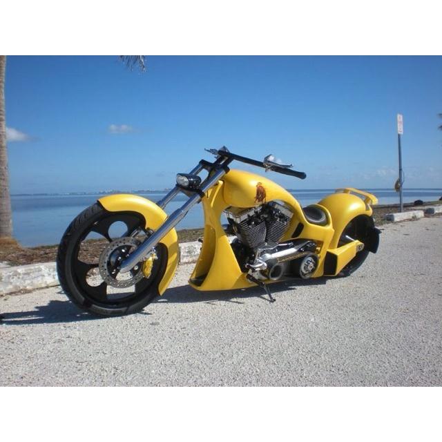 Lamborghini Motorcycle: Lamborghini Custom Motorcycle