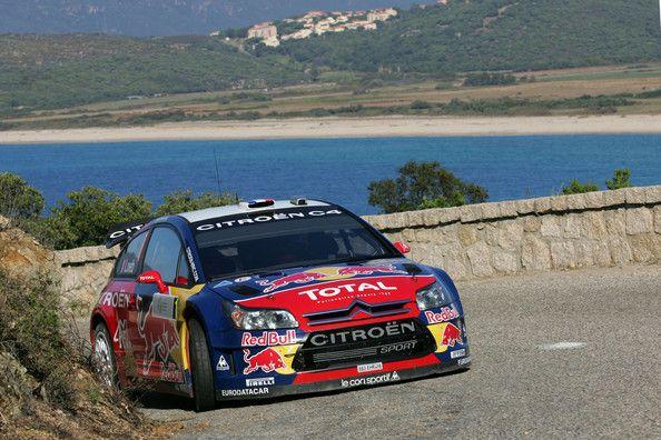 WRC Rally of France 2008   Sebastien Loeb   Citroen C4