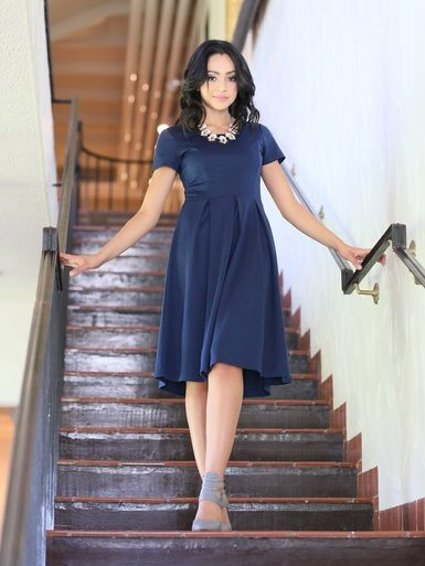 The Gracie dress is similar to the Ivy dress that everyone has loved so much!
