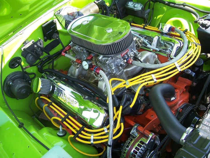 Best Engines Images On Pinterest Muscle Cars Hot Rods And