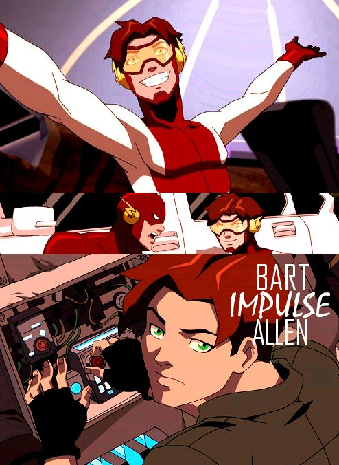 Season 2 Episode 6 Bloodlines: Impulse/Bart Allen