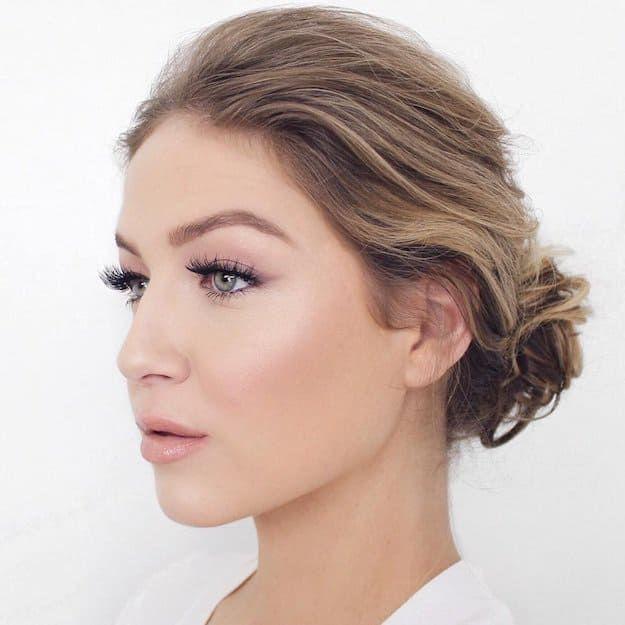 25 trending Pink wedding makeup ideas on Pinterest