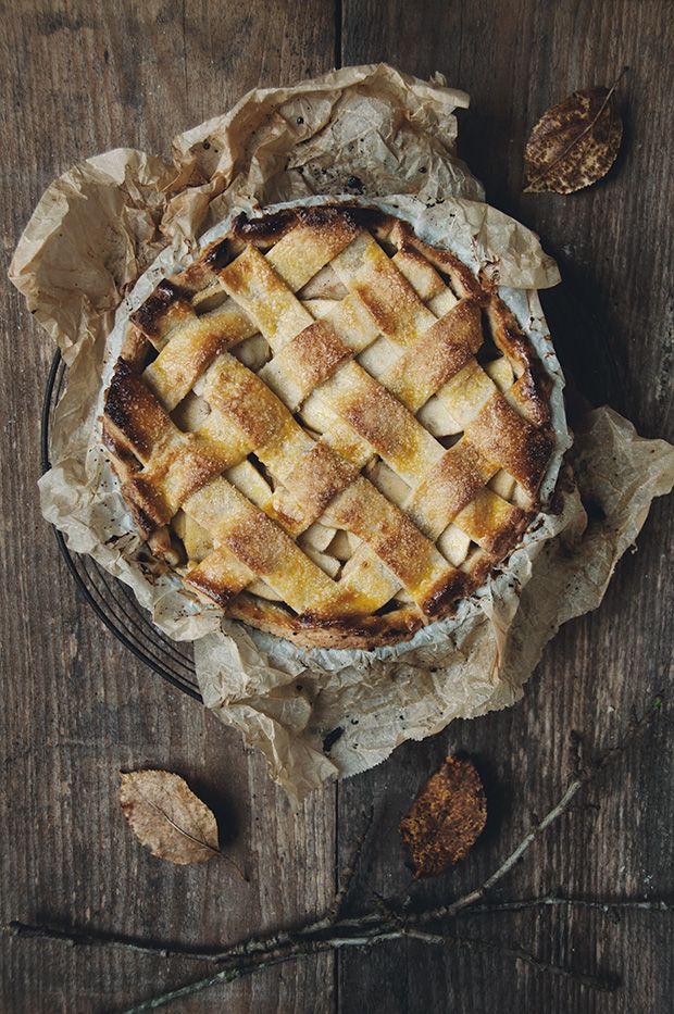 Tourte aux pommes | Apple Pie