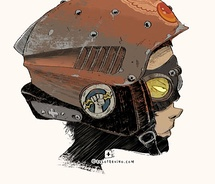 Stylish Illustrations by Raul Trevino