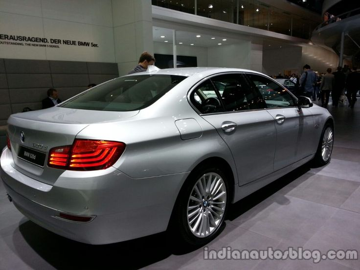 Recap - 2017 BMW 5 Series to debut at Detroit Motor Show