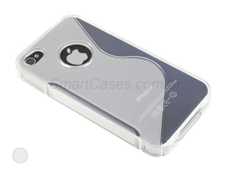 Capa Iphone 4/S S-Line - SmartCases - Acessórios para celulares e tablets :)