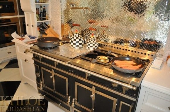 kris jenner 39 s kitchen backsplash celebrity kitchens