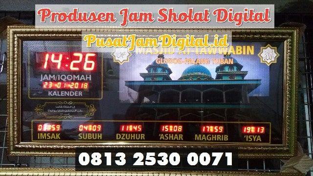 Jam Sholat Murah Di Sungaipenuh Wa 0813 2530 0071 Produksi