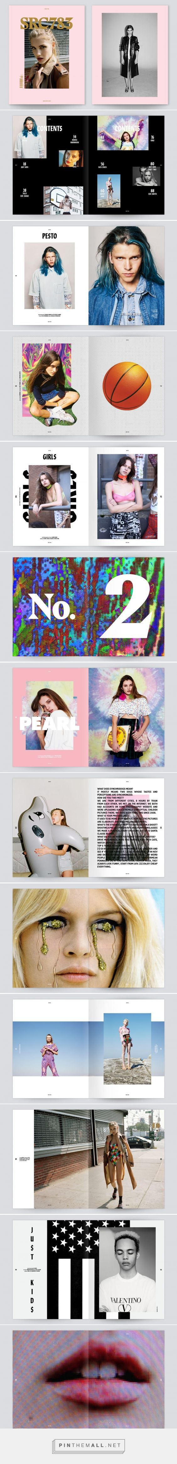 SRC783 Issue Two - Magazine Publishing & Website - The Drop: