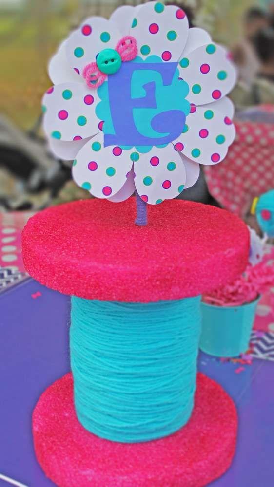 LaLaloopsy Birthday Party Ideas   Photo 3 of 9