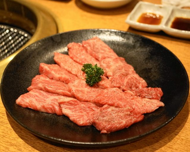 焼肉問屋 牛蔵 - ざぶとん(1,029円)2人前