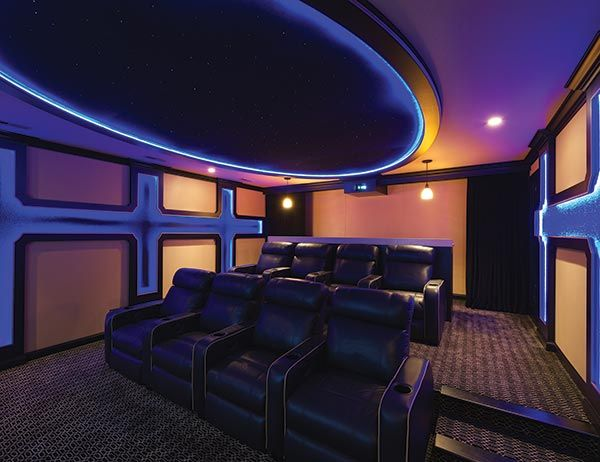 1047 best Home Theater images on Pinterest | Home cinema room ...