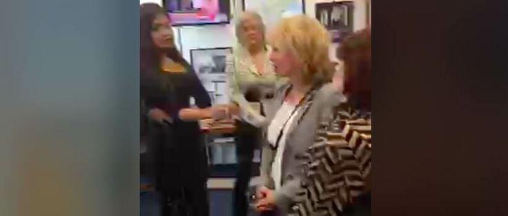 Clinton Accusers Juanita Broaddrick, Kathleen Willey Storm Al Franken's Office Demanding His Resignation (VIDEO)