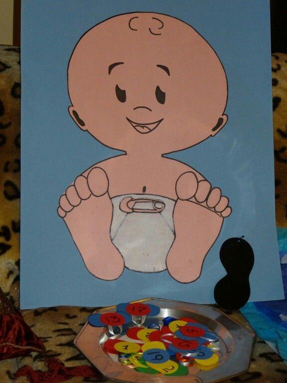Babyshower game. ..