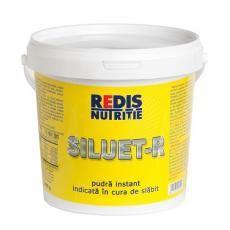 Datorita continutului mare de fibre vegetale, Siluet-R reduce asimilarea grasimilor si favorizeaza eliminarea lor.