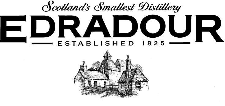edradour distillery   Edradour Whisky Karamell Fudge Geschenk Dose 300 Gramm   alleswhisky ...