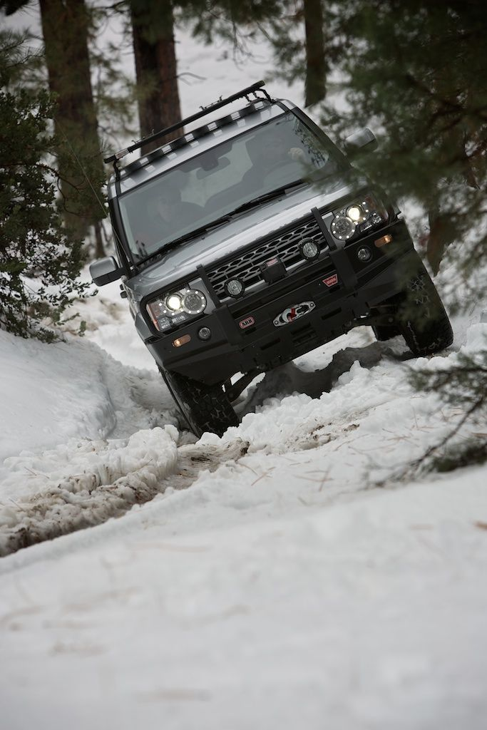 Overland Journal Project Land Rover Discovery 4 (LR4) - Page 18 - Expedition Portal