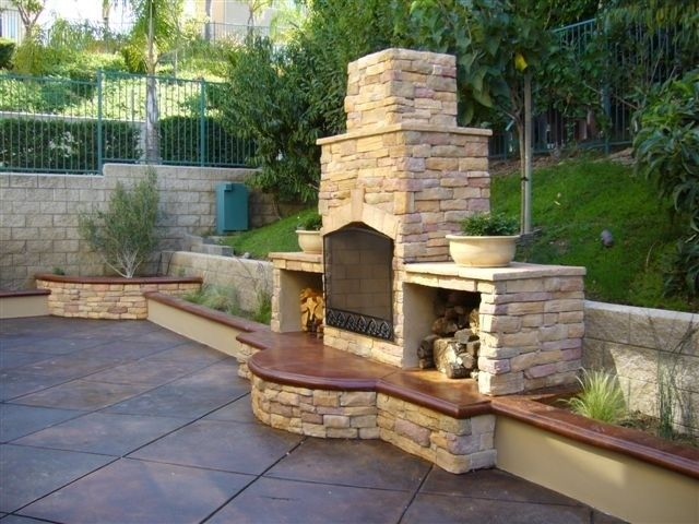 17 best images about orco fireplaces on pinterest for Blocked fireplace ideas