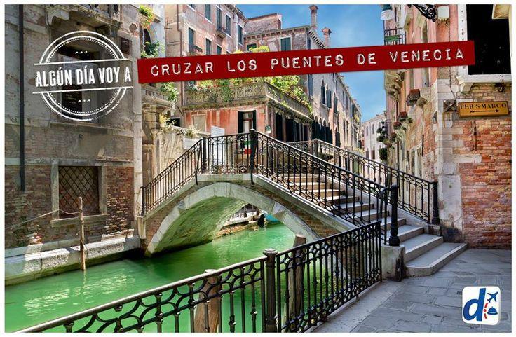 Viajá a Venecia con Despegar --> http://www.despegar.com/