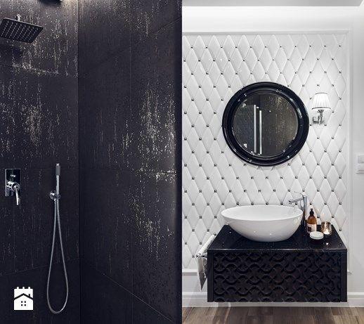 Prywatna łazienka przy sypialni - zdjęcie od GSG STUDIO   interiors