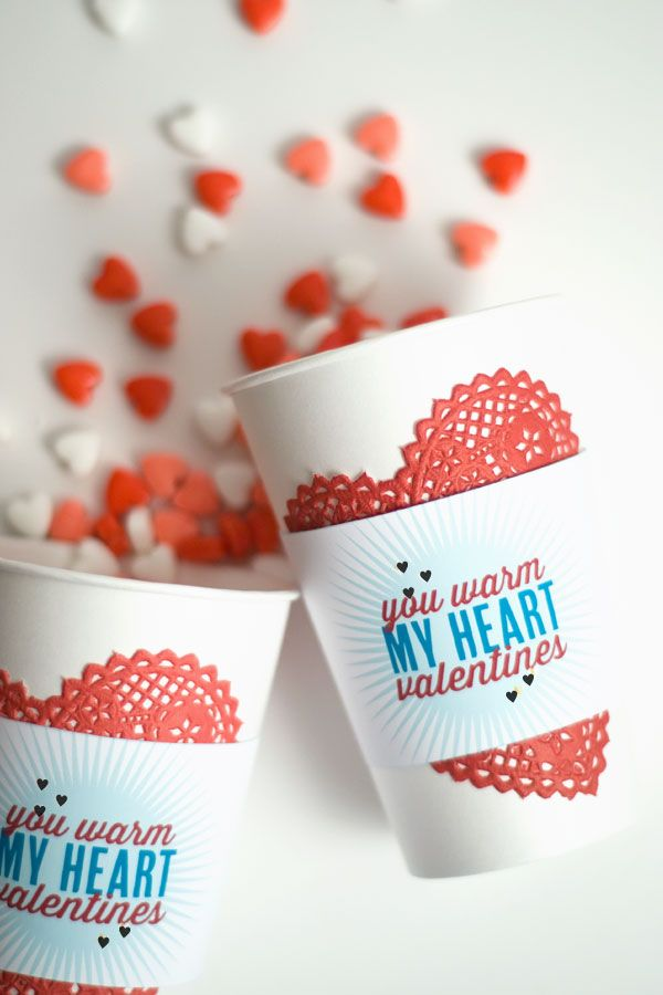 あなたは私の心バレンタイン無料印刷可能な暖かいです -