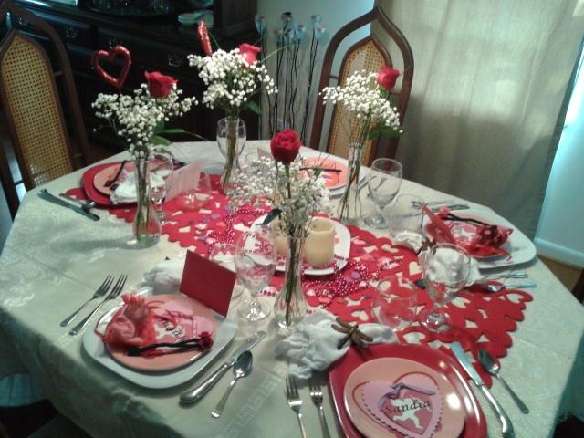 Valentine's Setting
